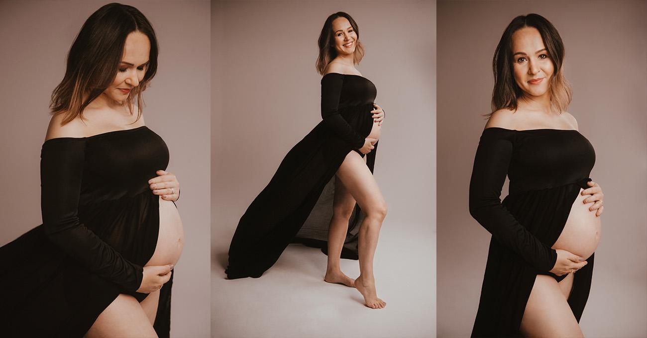fotografia ciążowa gdańsk studio