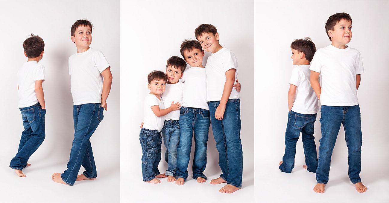 zdjęcia rodzinne w studiu gdańsk