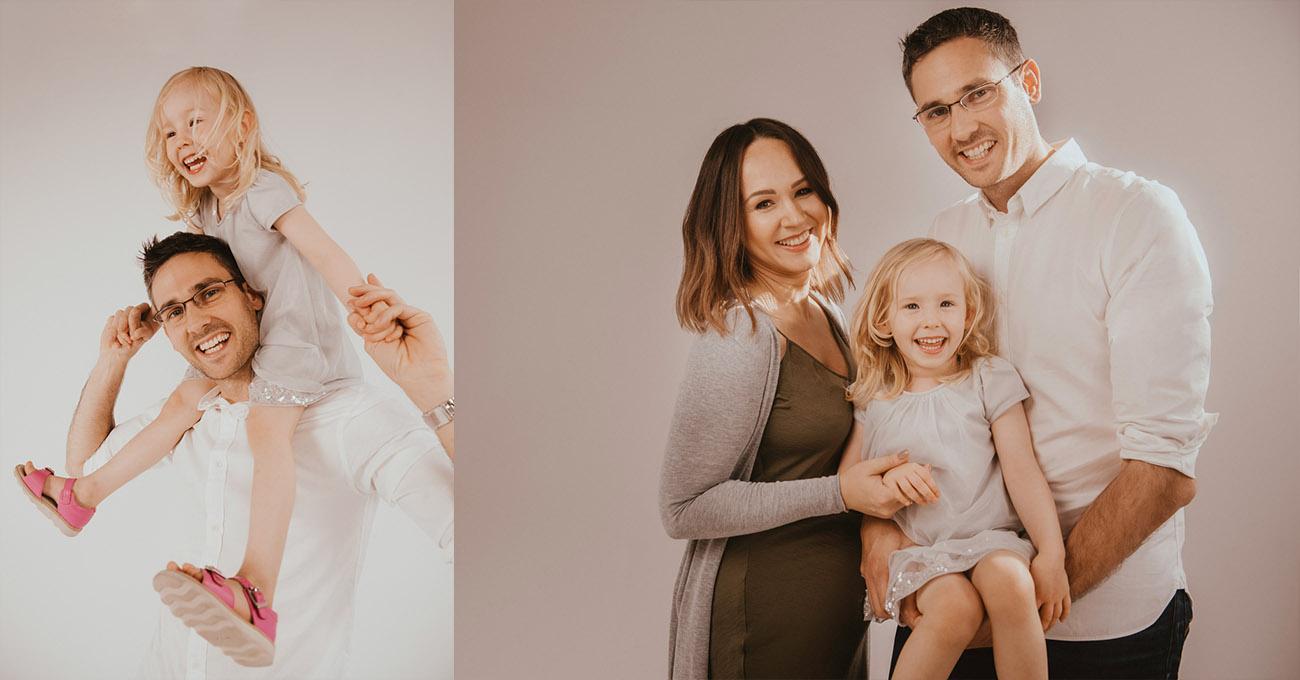 zdjęcia rodzinne w studio gdańsk