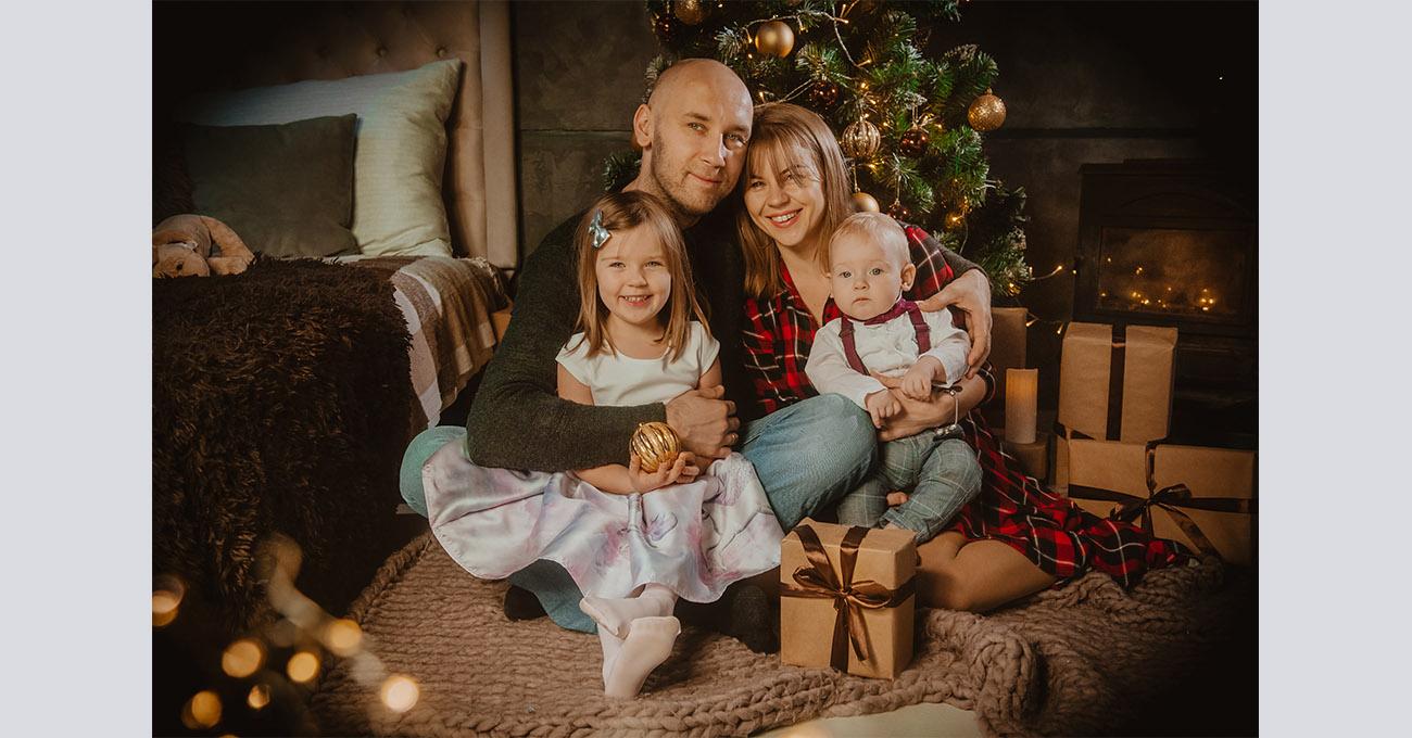 sesje świąteczne gdańsk