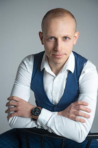 Zdjęcia biznesowe w studio Gdańsk