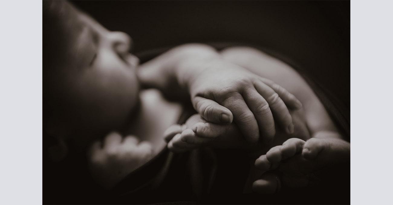 fotografia noworodkowa Trójmiasto